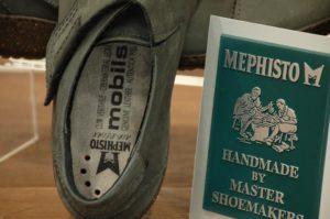Polluce calzature Mephisto a Roma Prati fermata Cipro